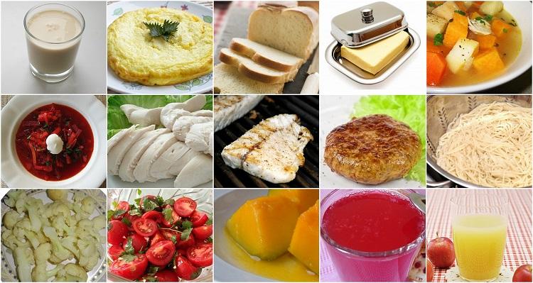 рецепты диетического питания при панкреатите